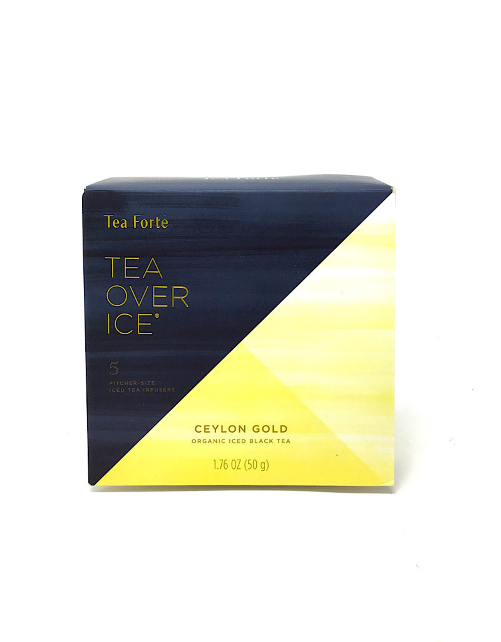 Tea Forte Ceylon Gold Organic Iced Black Tea