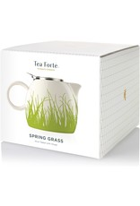 Tea Forte Teapot Spring Grass