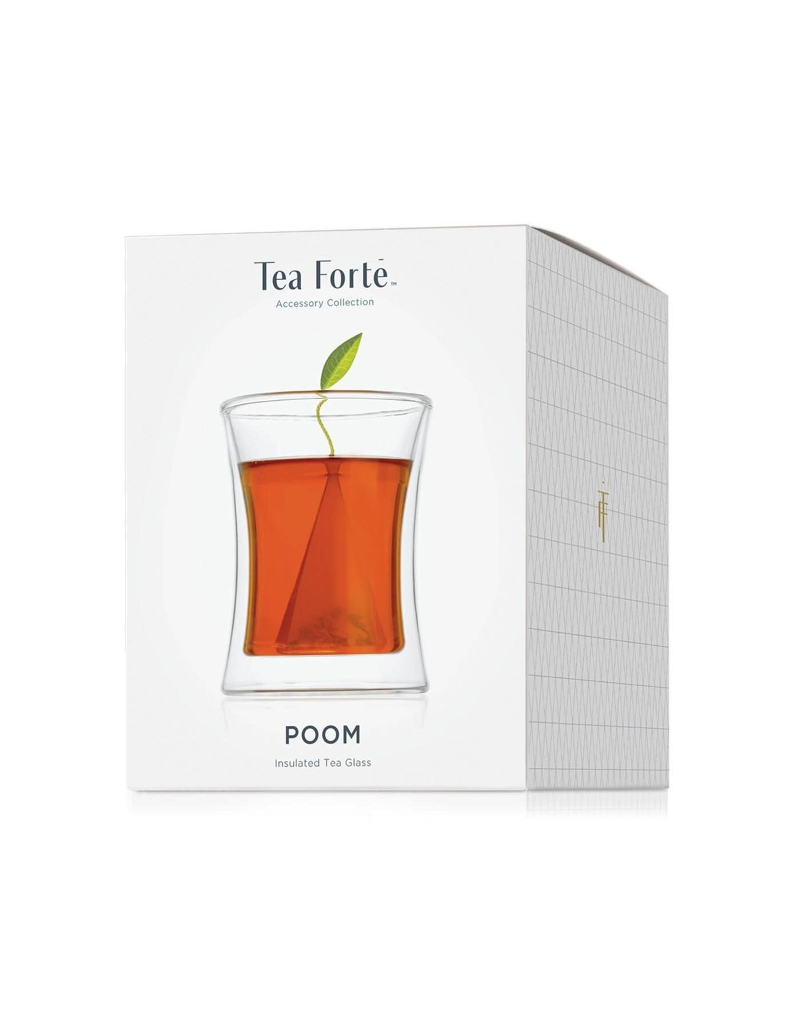 Tea Forte Double Wall Tea Glass