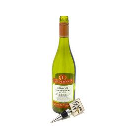 Wine Stopper Screw It