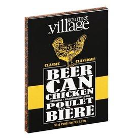 Gourmet du Village Gourmet Du Village Beer Can Chicken Seasonings
