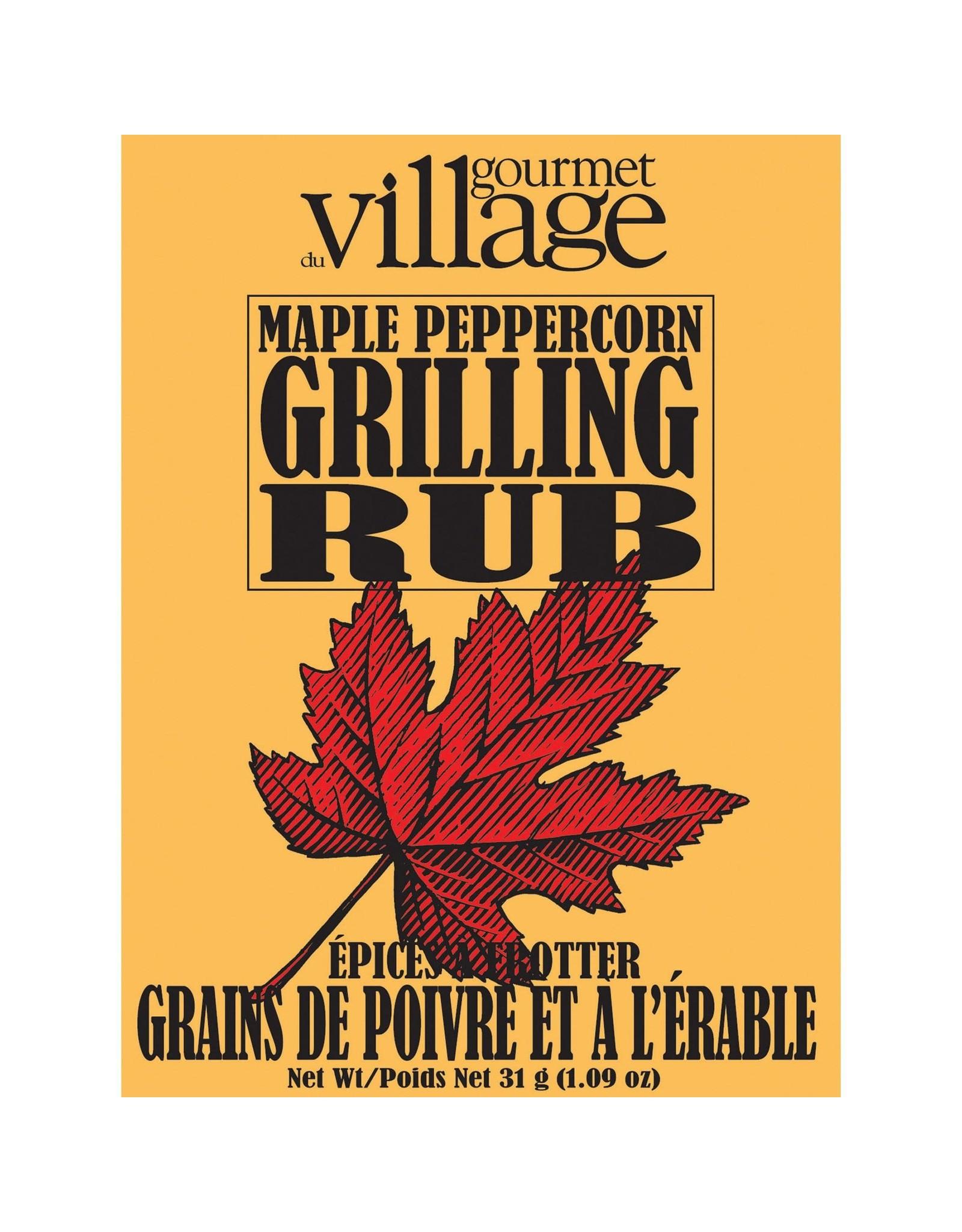 Gourmet du Village Gourmet Du Village Maple Peppercorn Grilling Rub