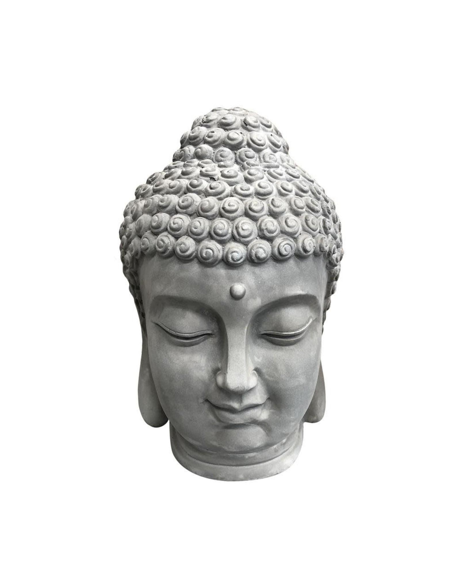 Buddah Head Grey
