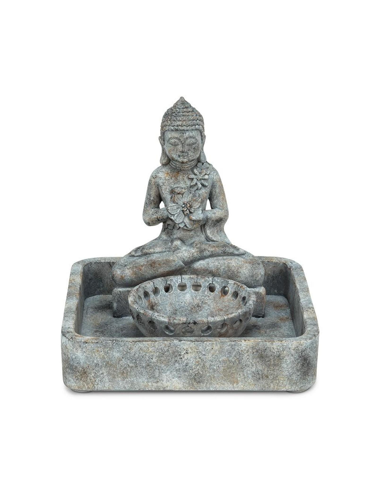 Tealight Tray Buddah
