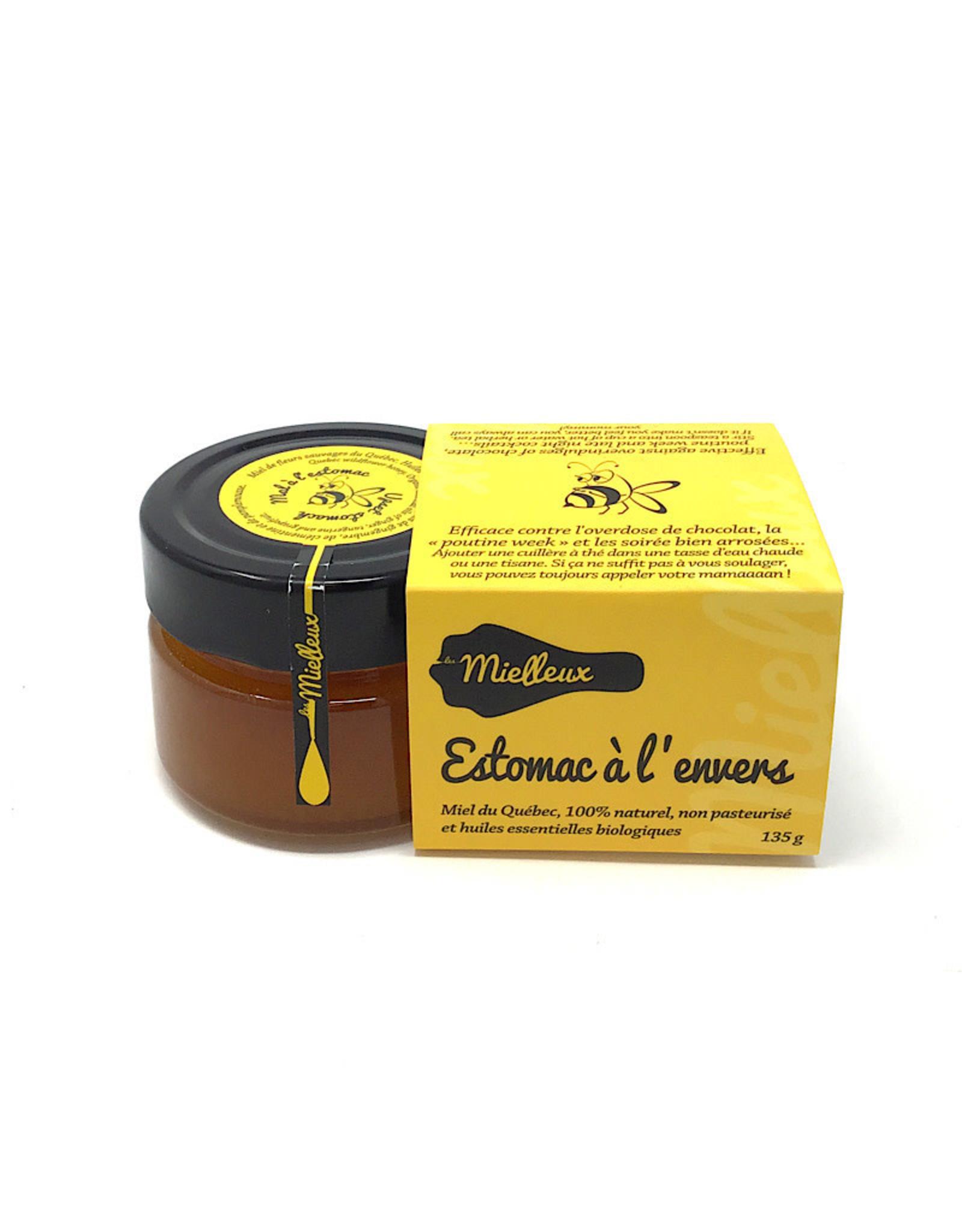 Honey Upset Stomach