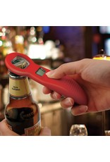 Barbuzzo Beer Tracker Opener
