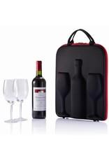 Design Swirl Wine Carrier
