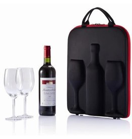 Design Swirl Wine Carrier