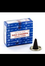 Incense Cones Nag Champa