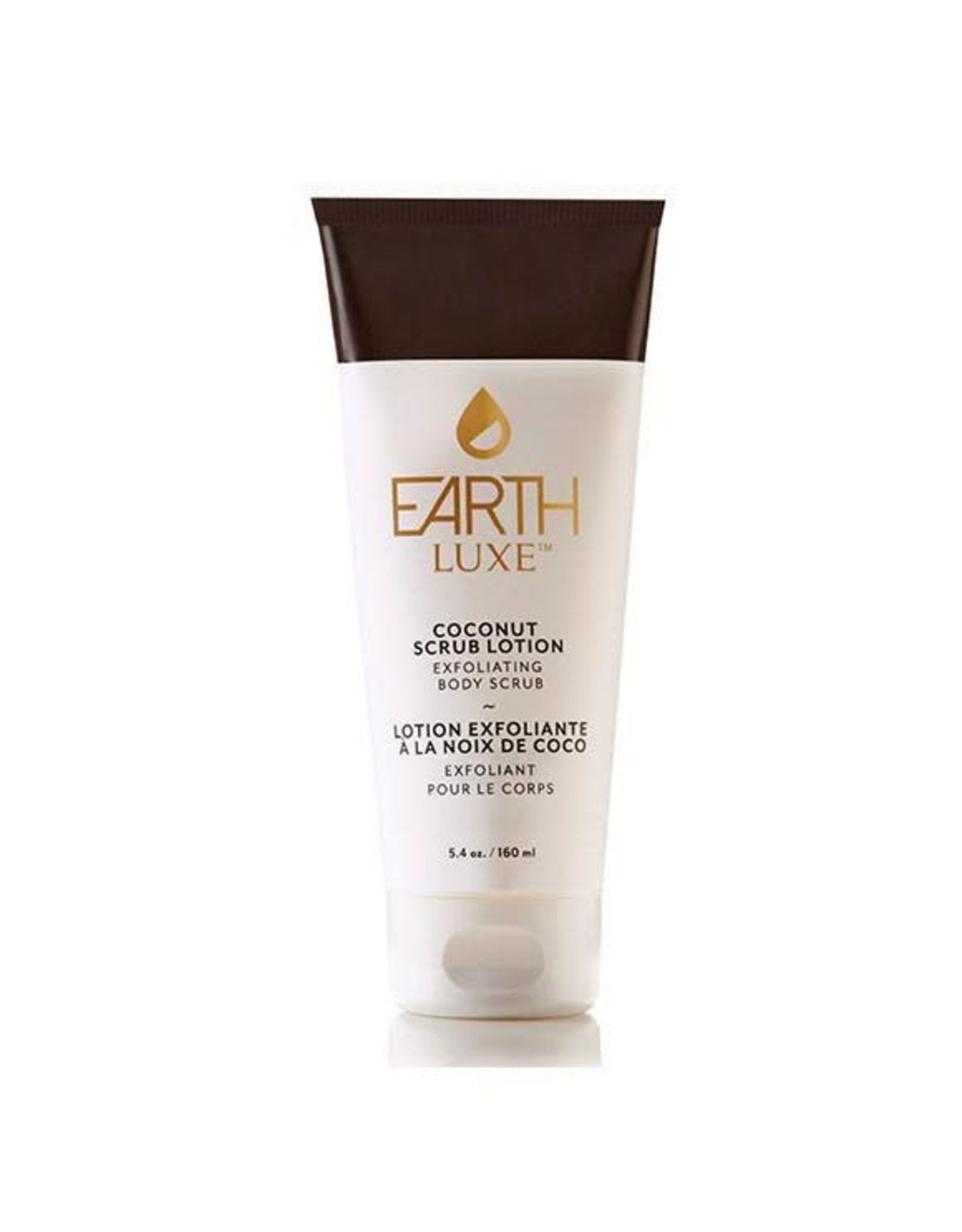 Earth Luxe Lotion Scrub Coconut