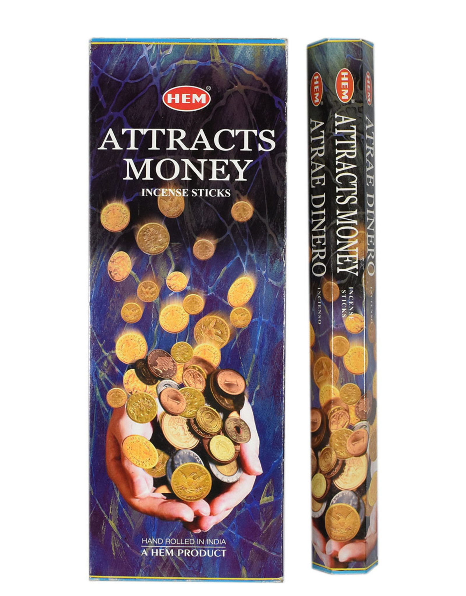 Incense Sticks Attracts Money