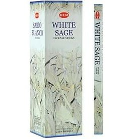 Incense Sticks White Sage