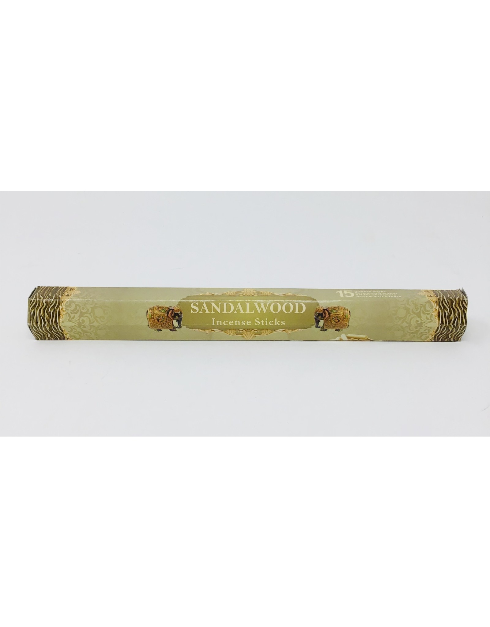 Incense 15 Sticks Sandalwood