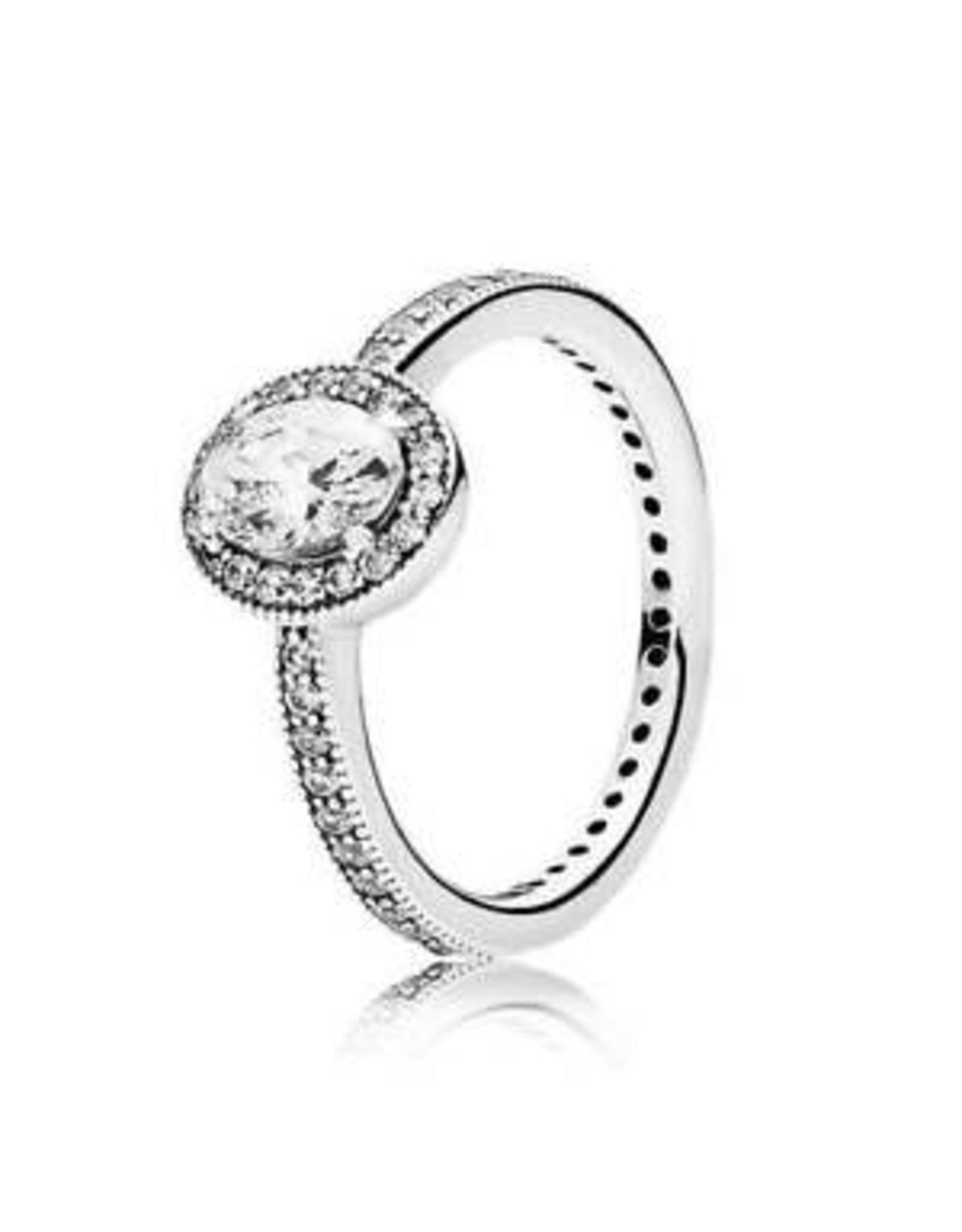 Pandora Pandora Ring, Vintage Elegance