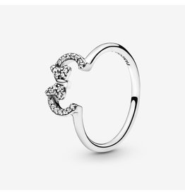 Pandora Pandora Ring, Disney Minnie Silhouette