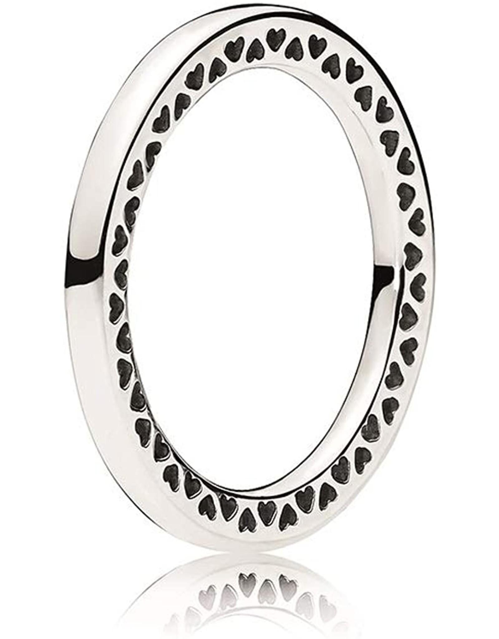 Pandora Pandora Ring, Classic Hearts Of Pandora 48