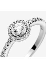 Pandora Pandora Ring,198864C01, Classic Elegance, Clear CZ