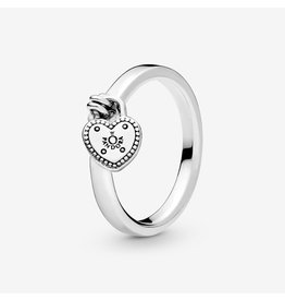 Pandora Pandora Ring, Love Lock