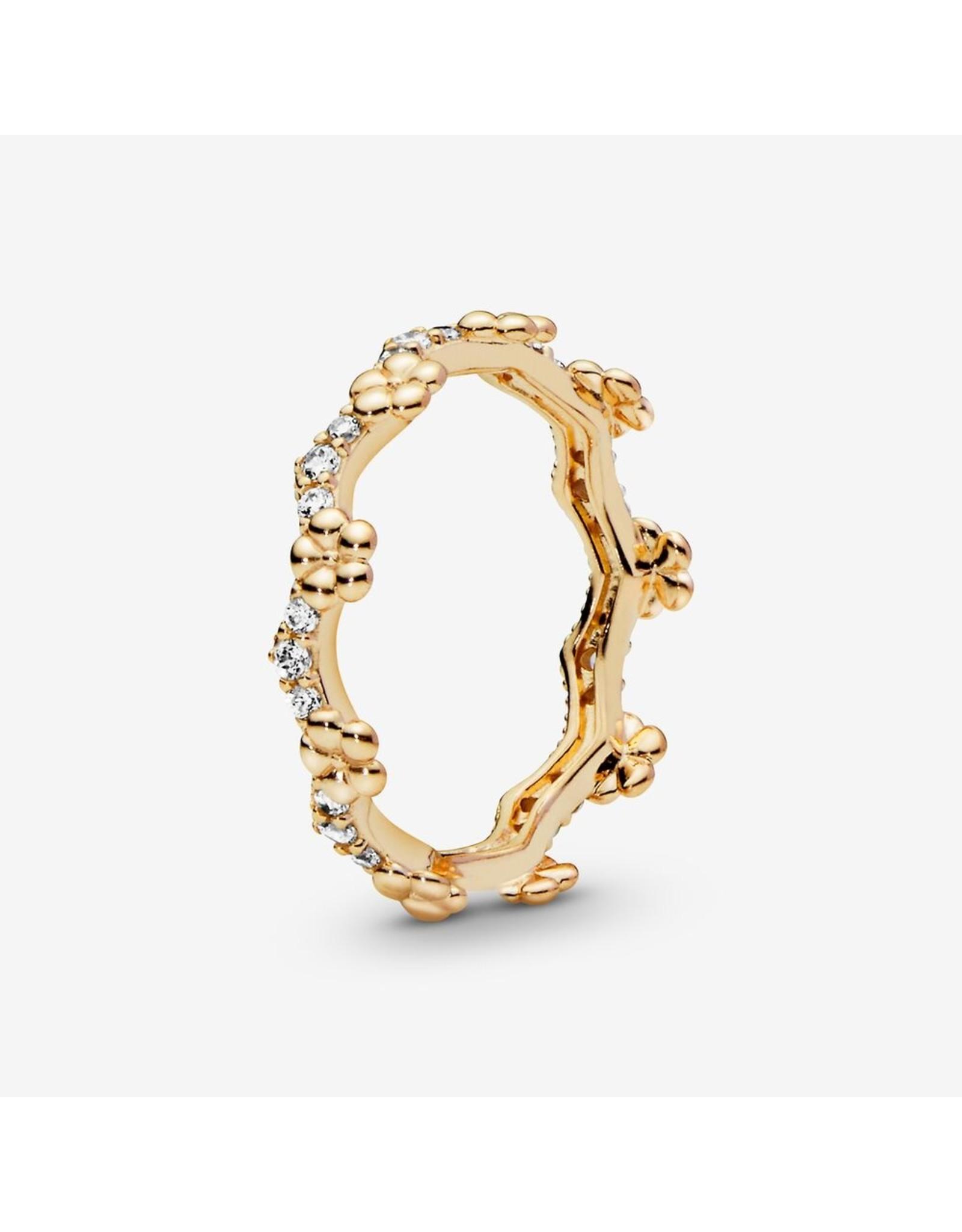 Pandora Pandora Ring, Shine, Flower Crown Clear CZ
