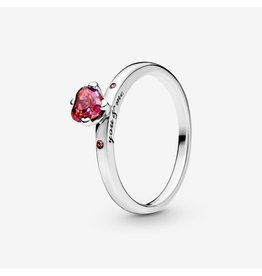 Pandora Pandora Ring, You & Me Multi-Coloured
