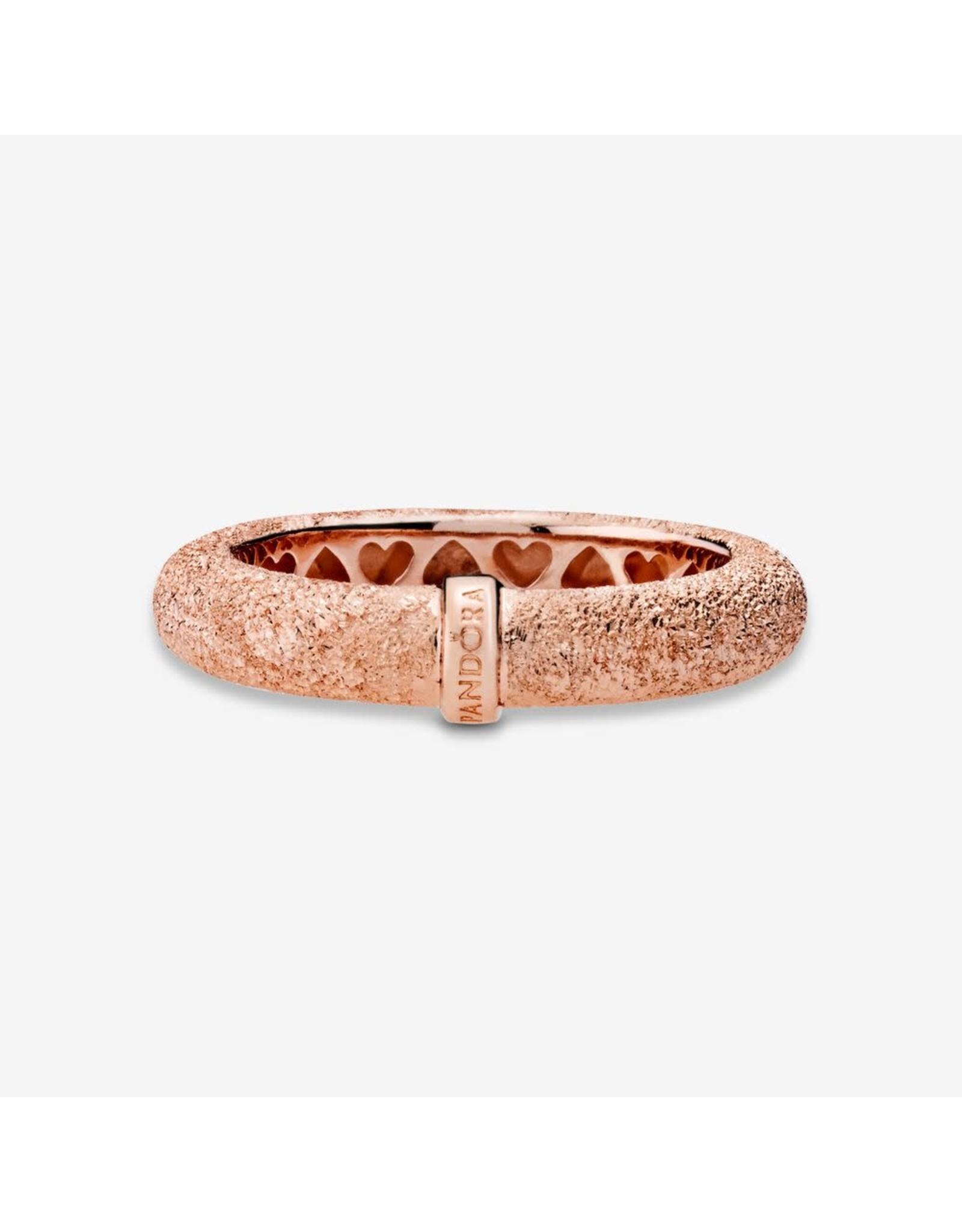 Pandora Pandora Ring,Rose Gold,Matte Brilliance