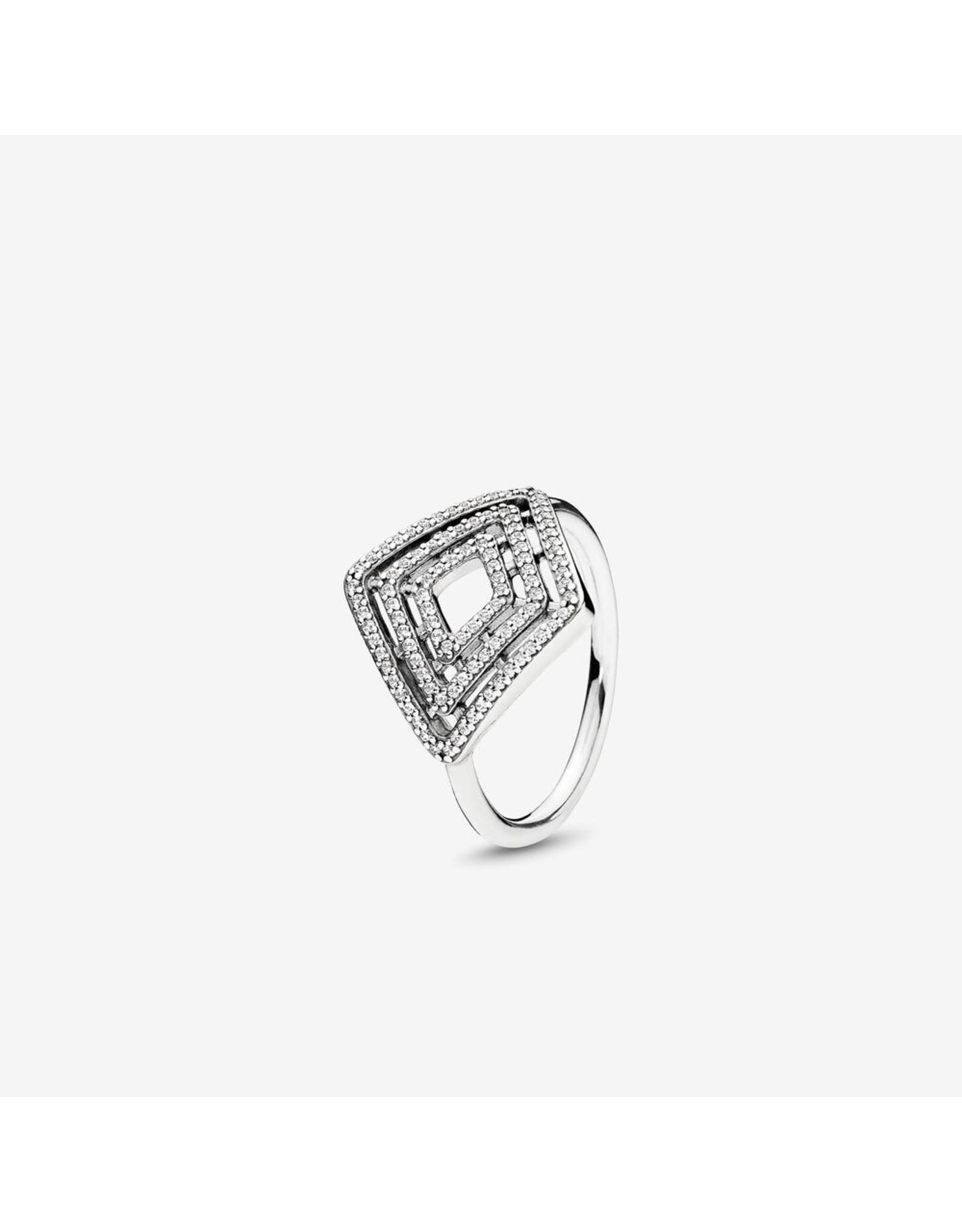 Pandora Pandora Ring, Geometric Lines