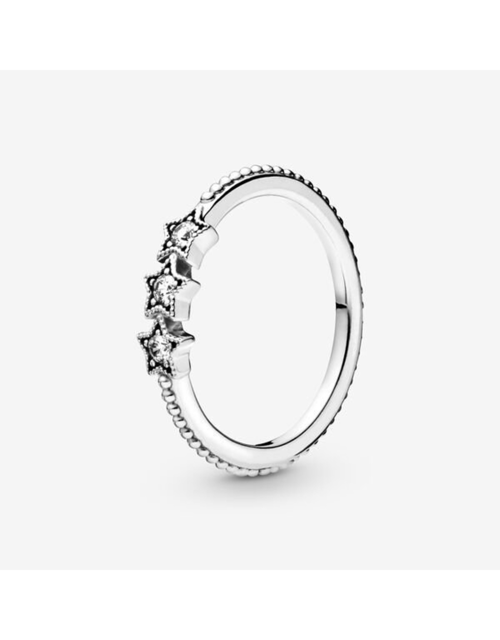 Pandora Pandora Ring, (198492CO1) Celestial Stars, Clear CZ