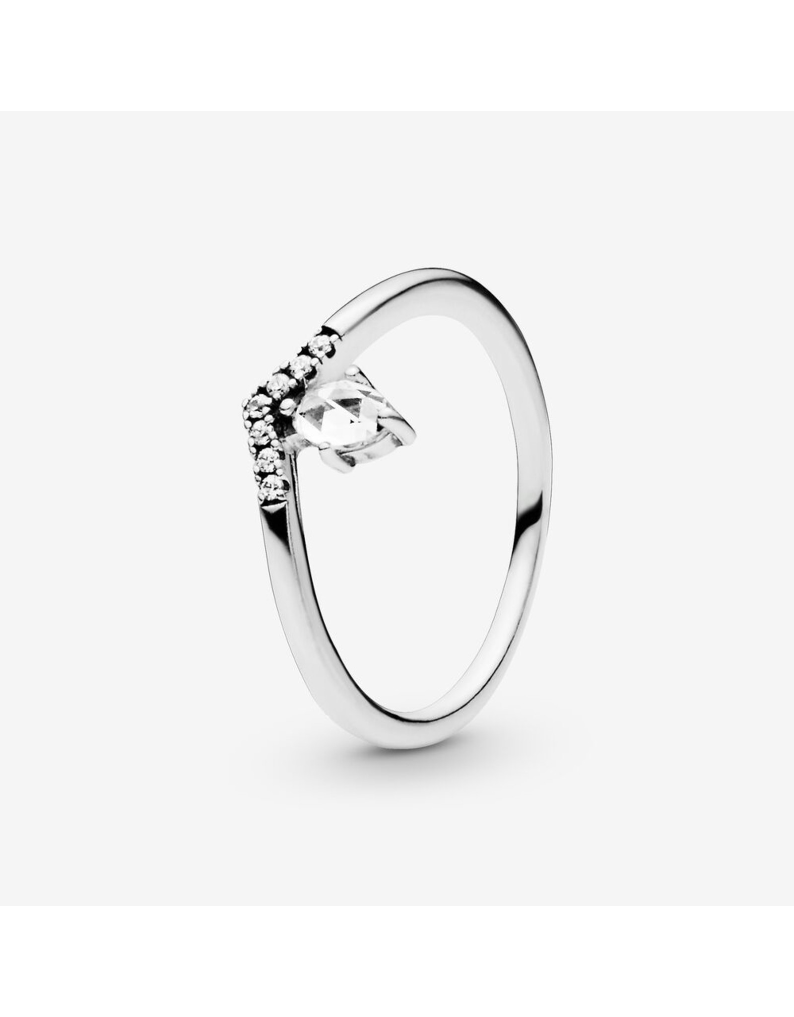 Pandora Pandora Ring,197790CZ Classic Wish, Clear CZ