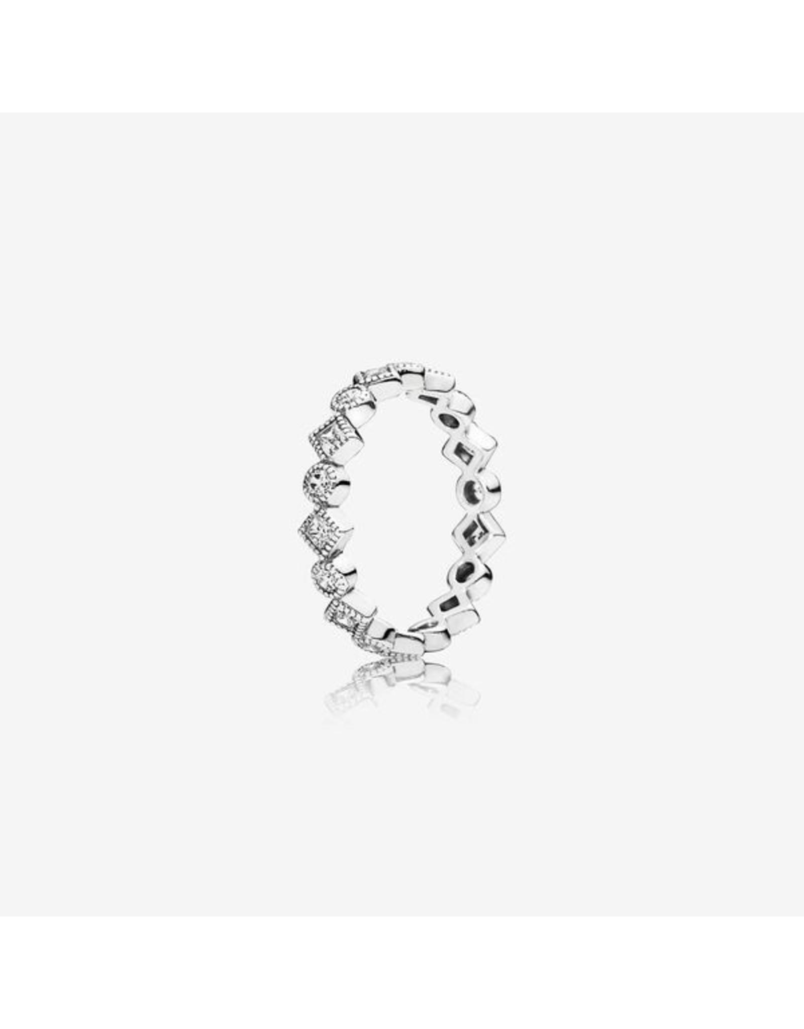 Pandora Pandora Ring, Alluring Brilliant Princess