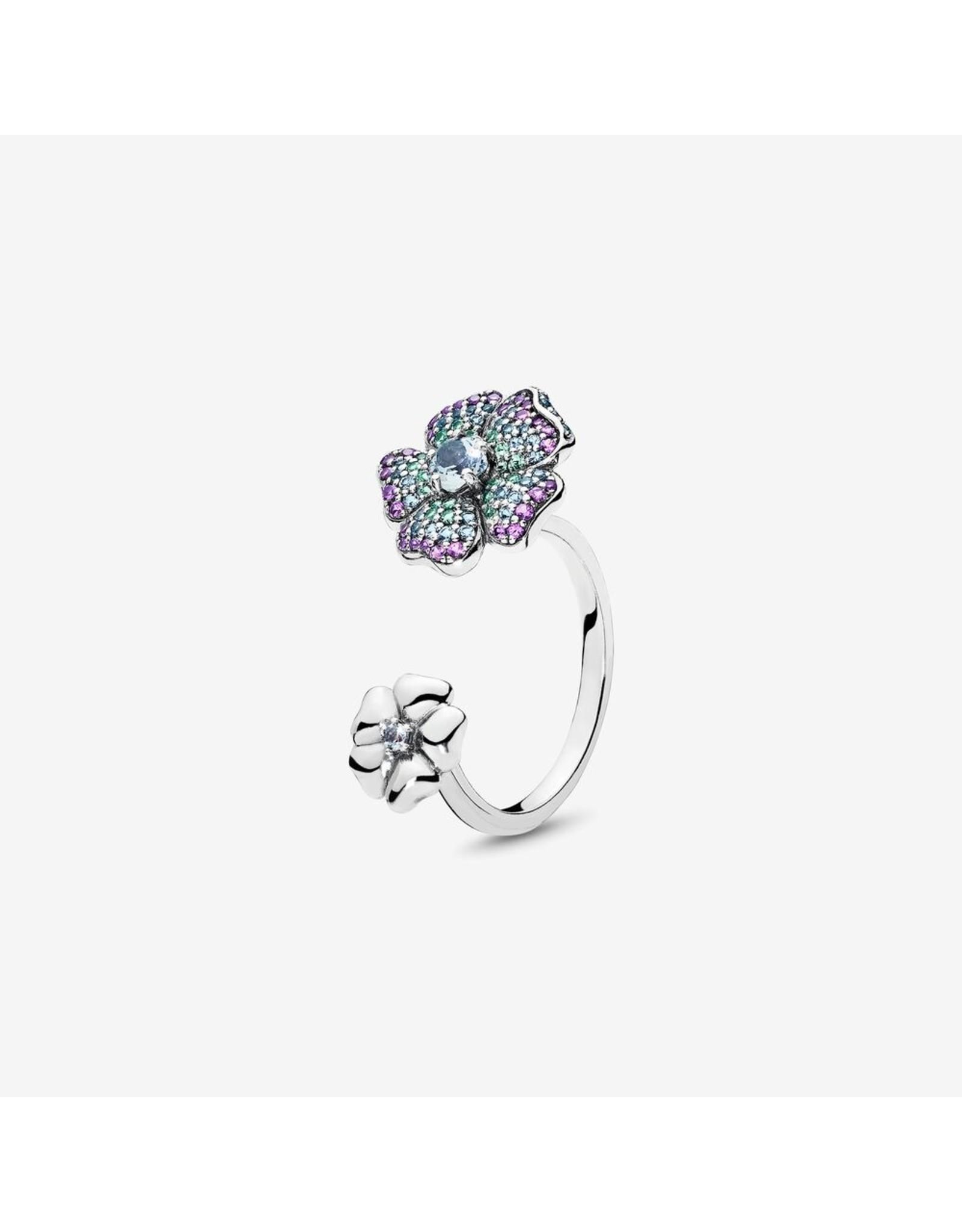 Pandora Pandora Ring, Glorious Blooms