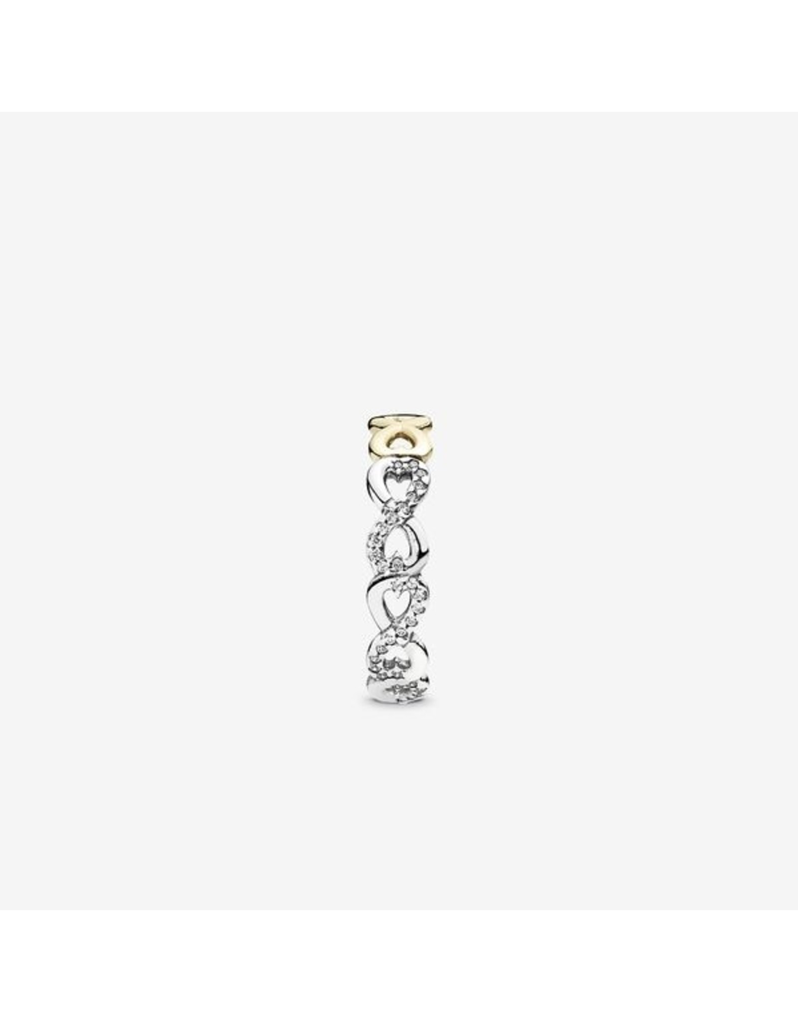 Pandora Pandora Ring,Infinite Love, Clear CZ