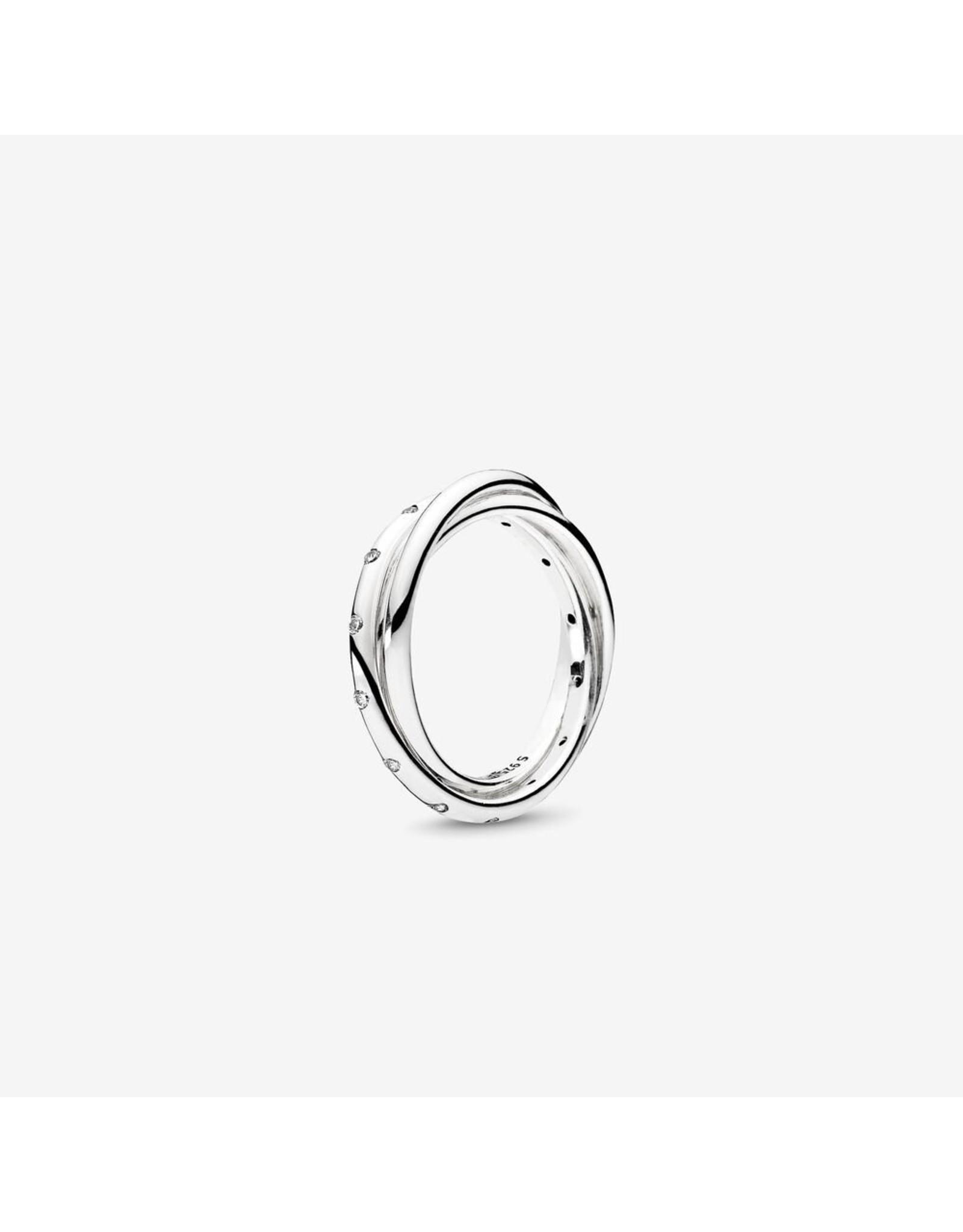 Pandora Pandora Ring, Swirling Symmetry