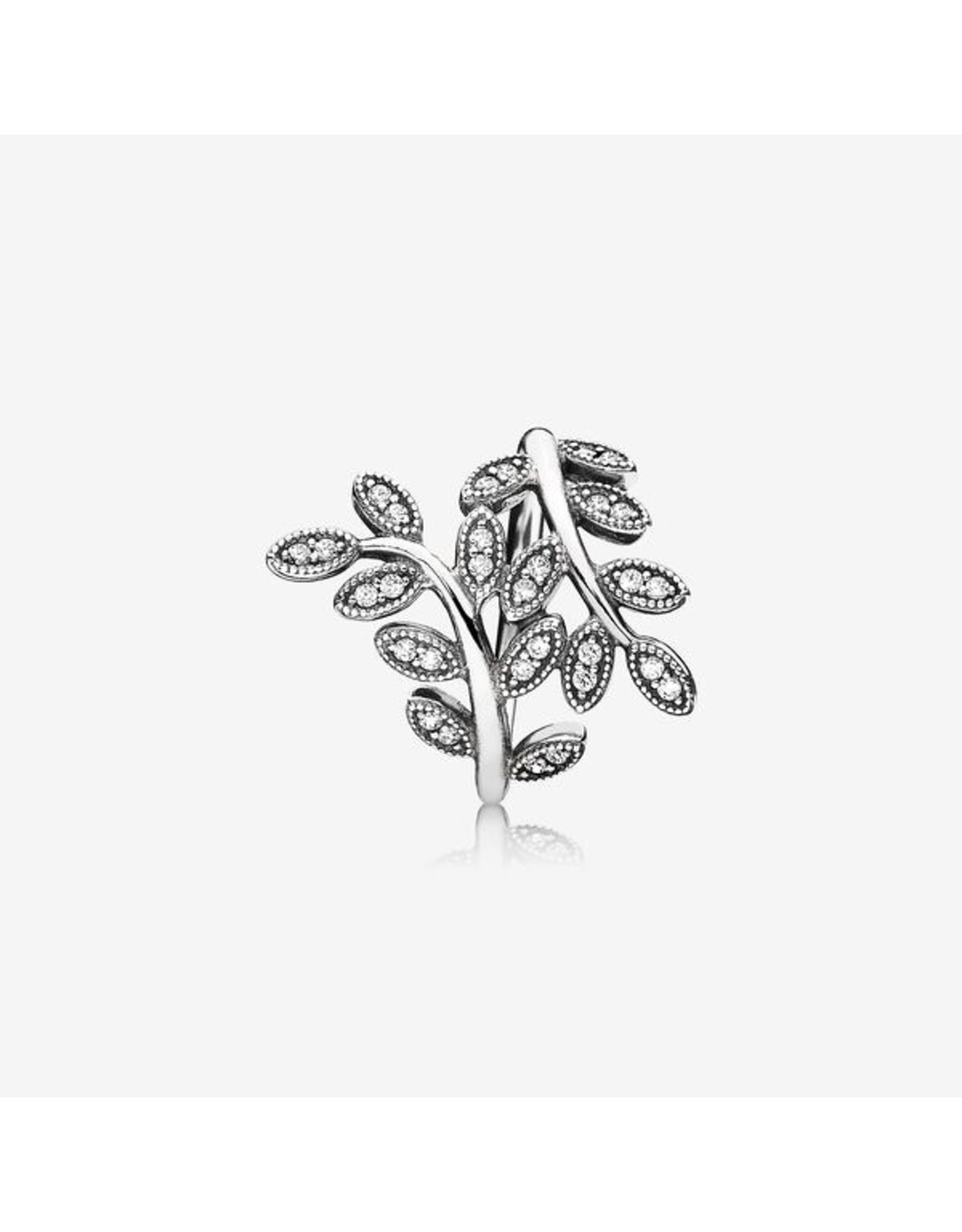 Pandora Pandora Ring, Sparkling Leaves
