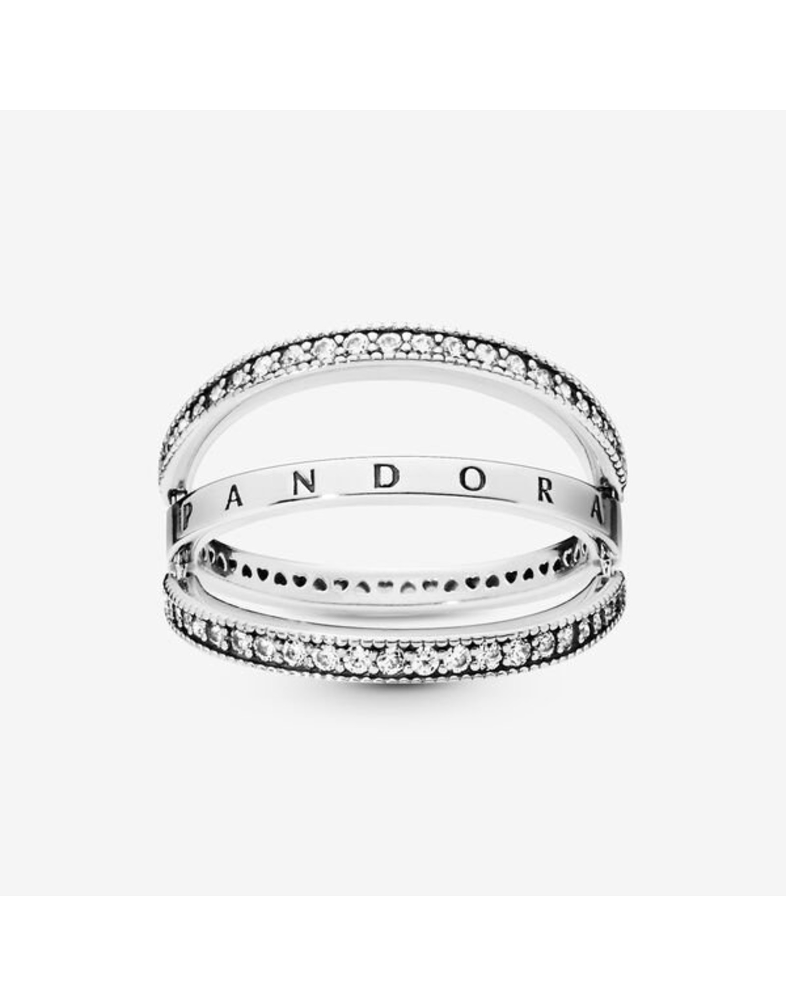 Pandora Pandora Ring, Pandora Logo and Hearts