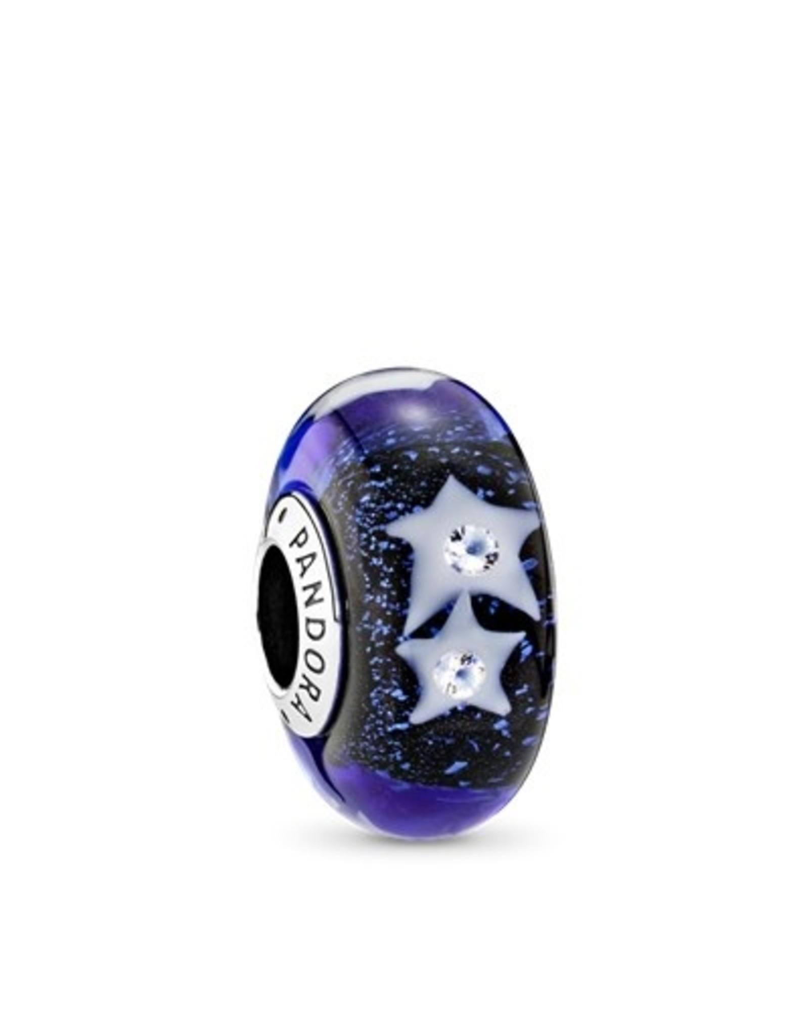 Pandora Pandora Charm,  Night Sky