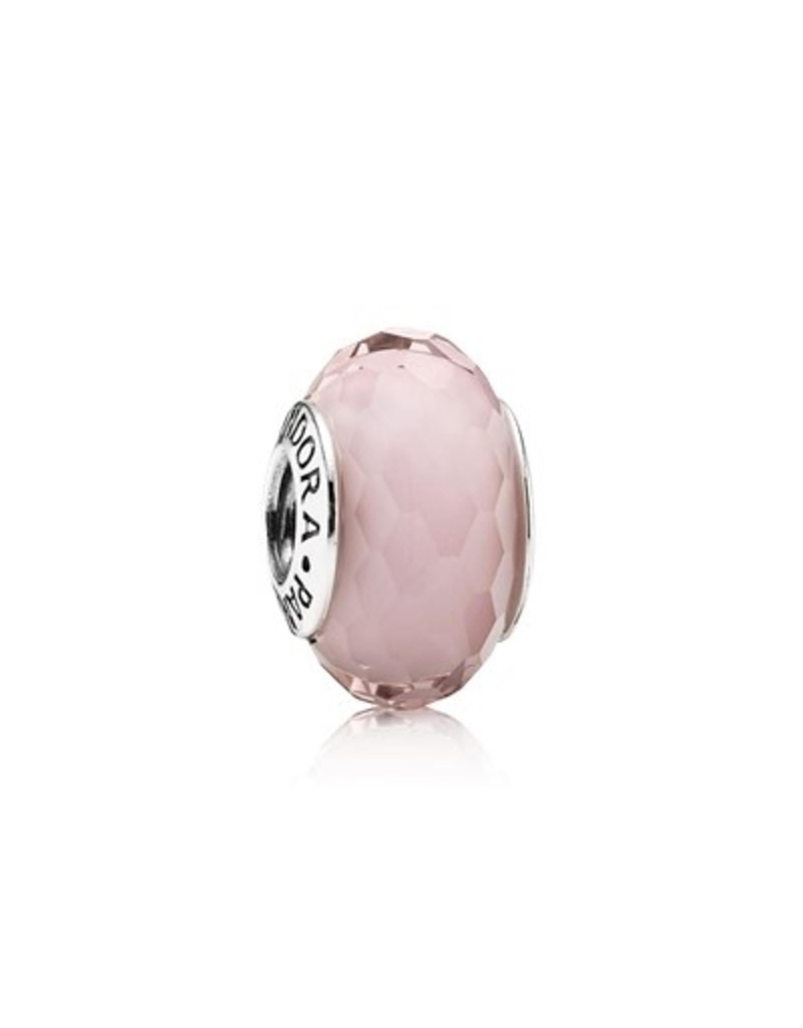 Pandora Pandora Charm, Murano Fascinating Pink