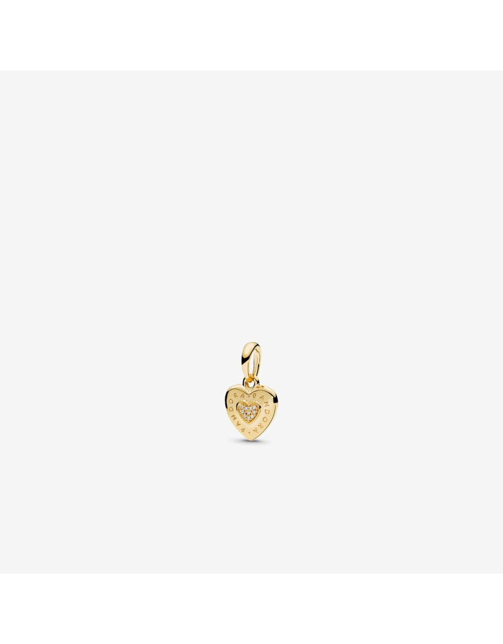 Pandora Pandora Charm Shine, Authentic Pandora Heart