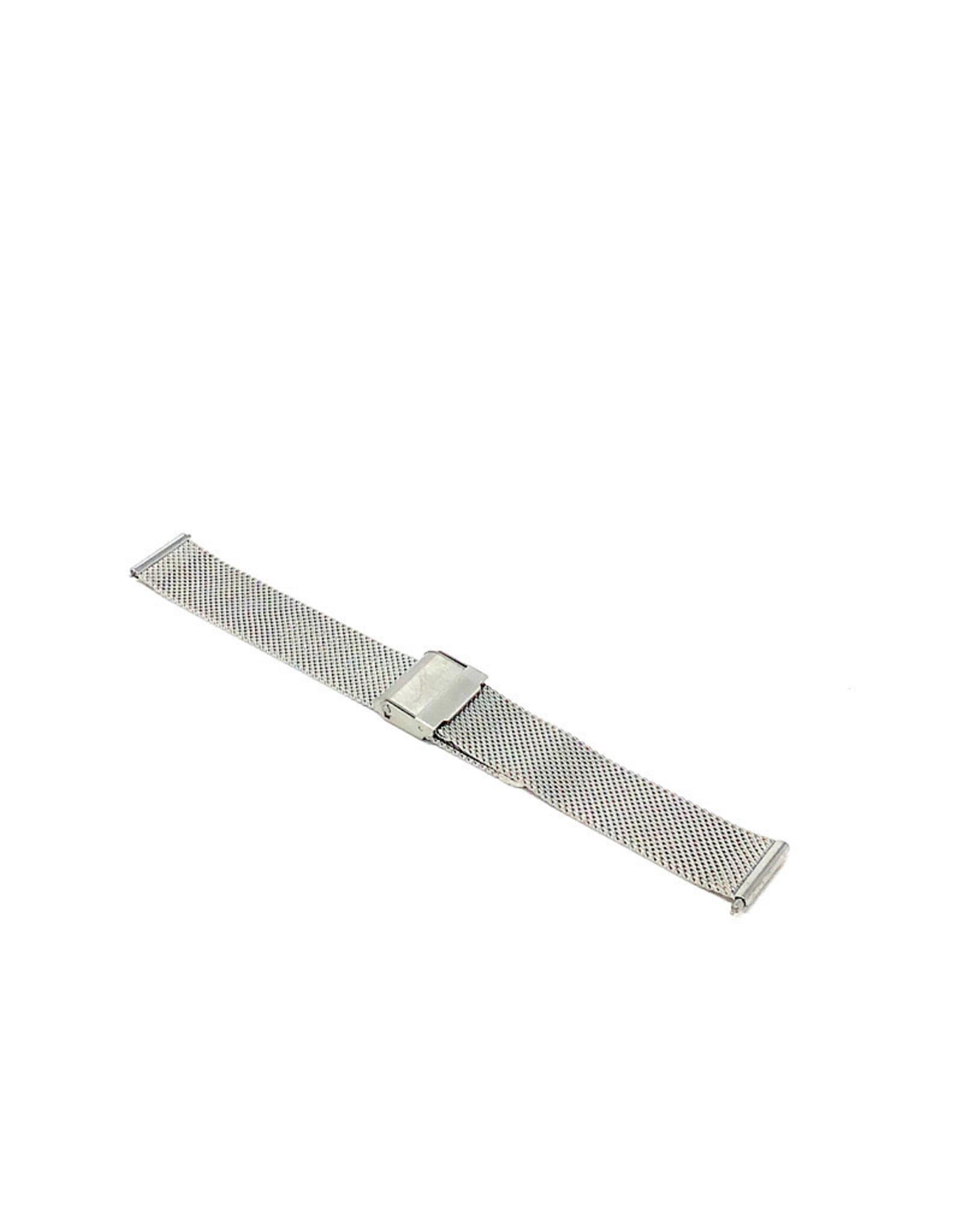 Mia Watch Bracelet Silver