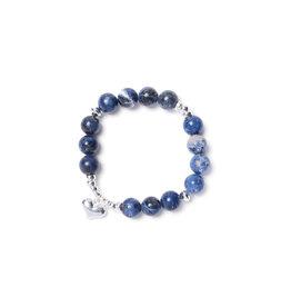Beblue beblue Hopeful Bracelet, Blue Ocean (BBHOPE-OB)