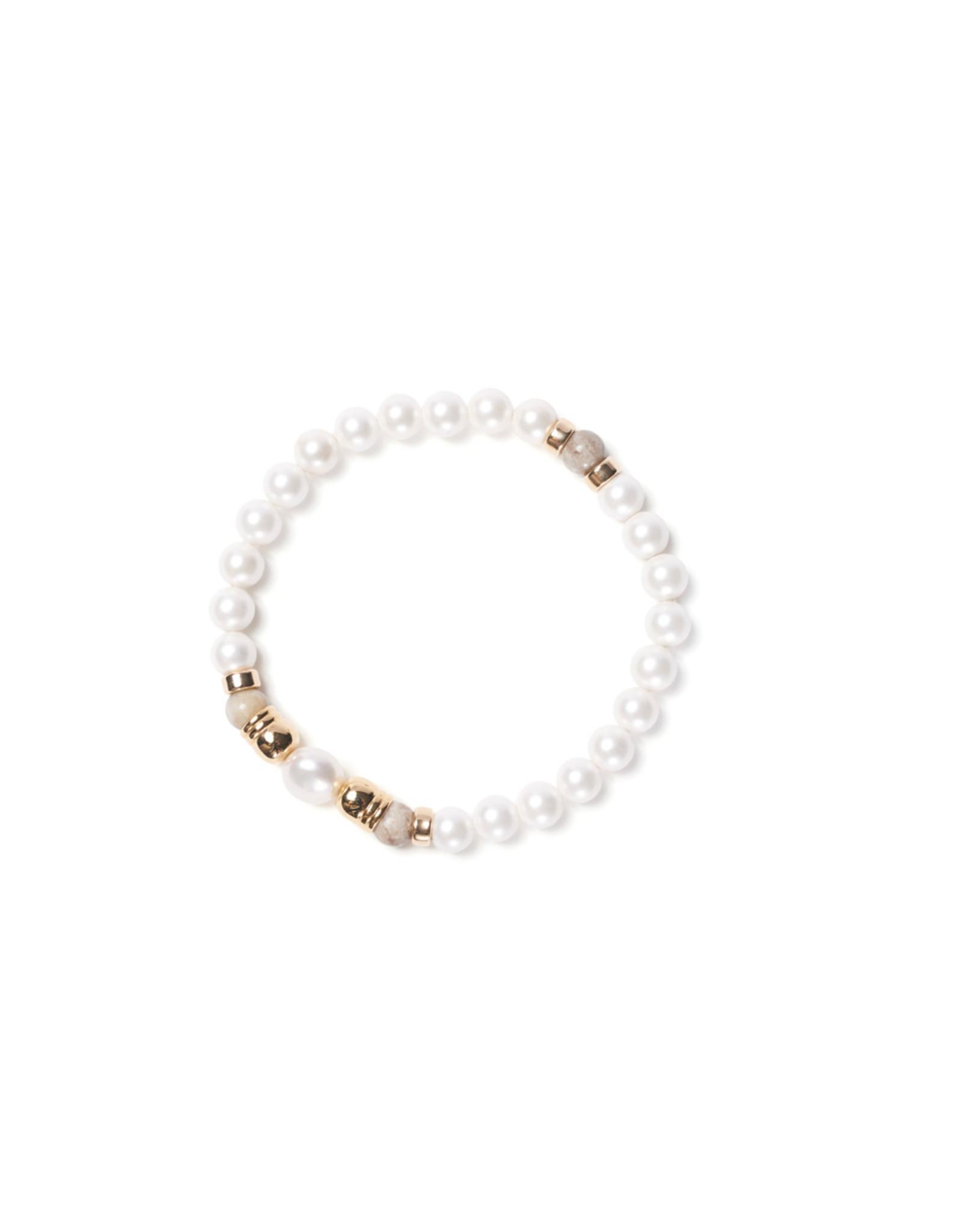 Beblue beblue Exceptional Bracelet, White (BBSUREXCEPT-AR)