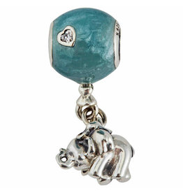 Pandora Pandora Charm Elephant & Blue Balloon