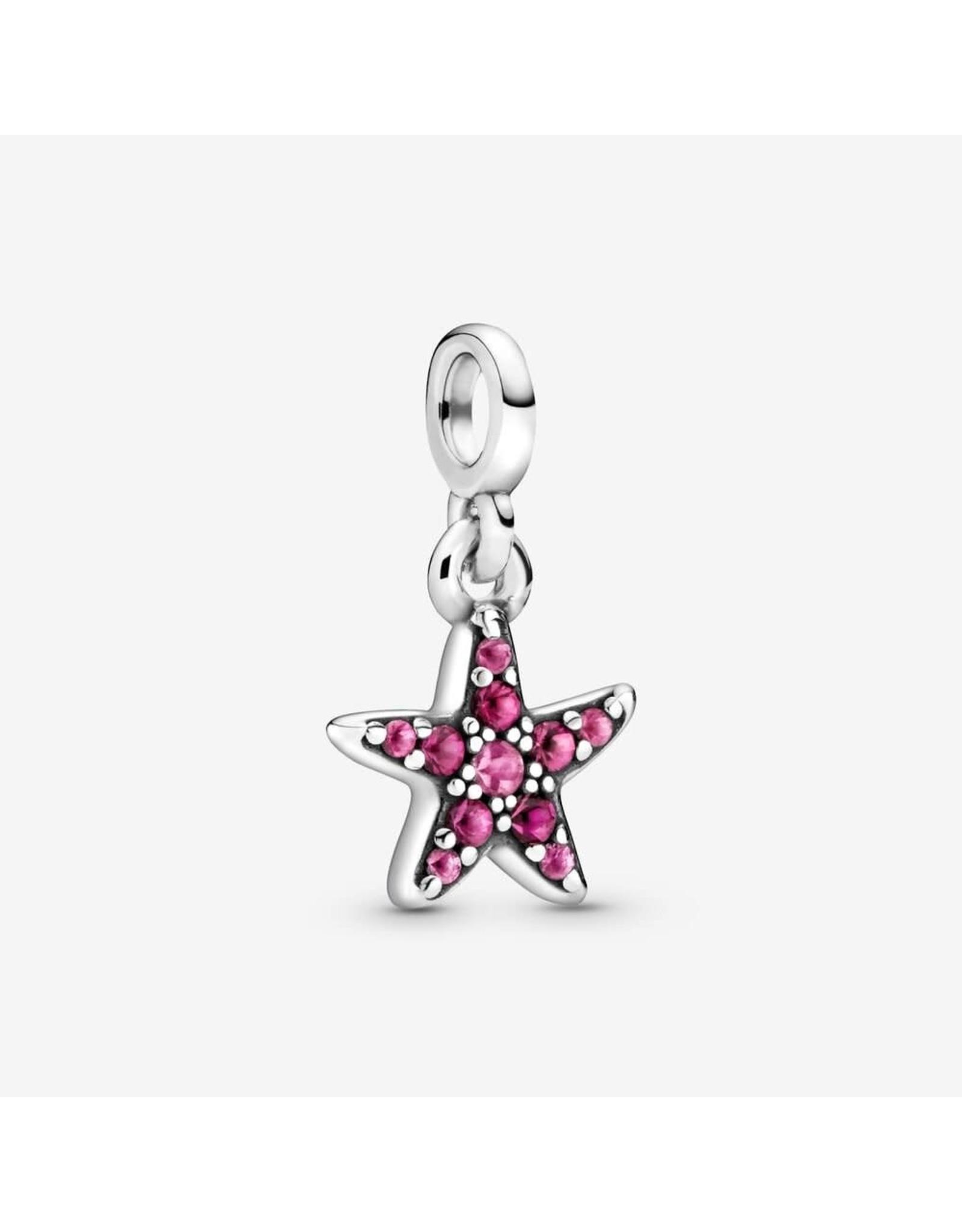 Pandora Pandora Me, 799011C01 Starfish Sterling Silver Dangle
