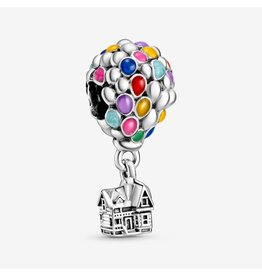 Pandora Pandora, 798962C01 Disney Up Balloon Sterling Silver Charm