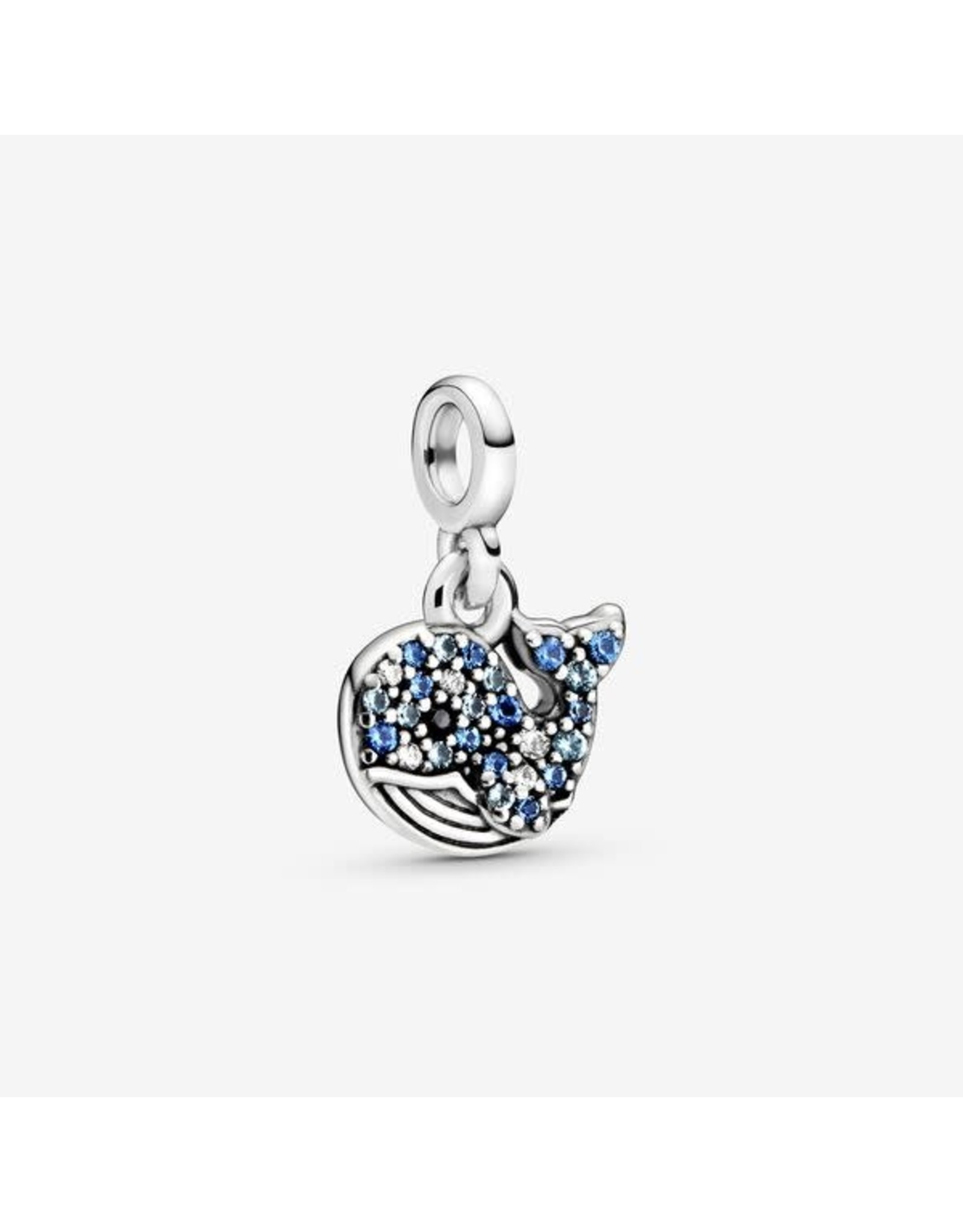 Pandora Pandora Me, 798972C01 Whale Sterling Silver Dangle