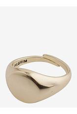 Pilgrim Pilgrim, Ring, Sensitivity, Gold Plated
