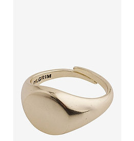 Pilgrim Pilgrim, Ring, Sensitivity, Gold Plated