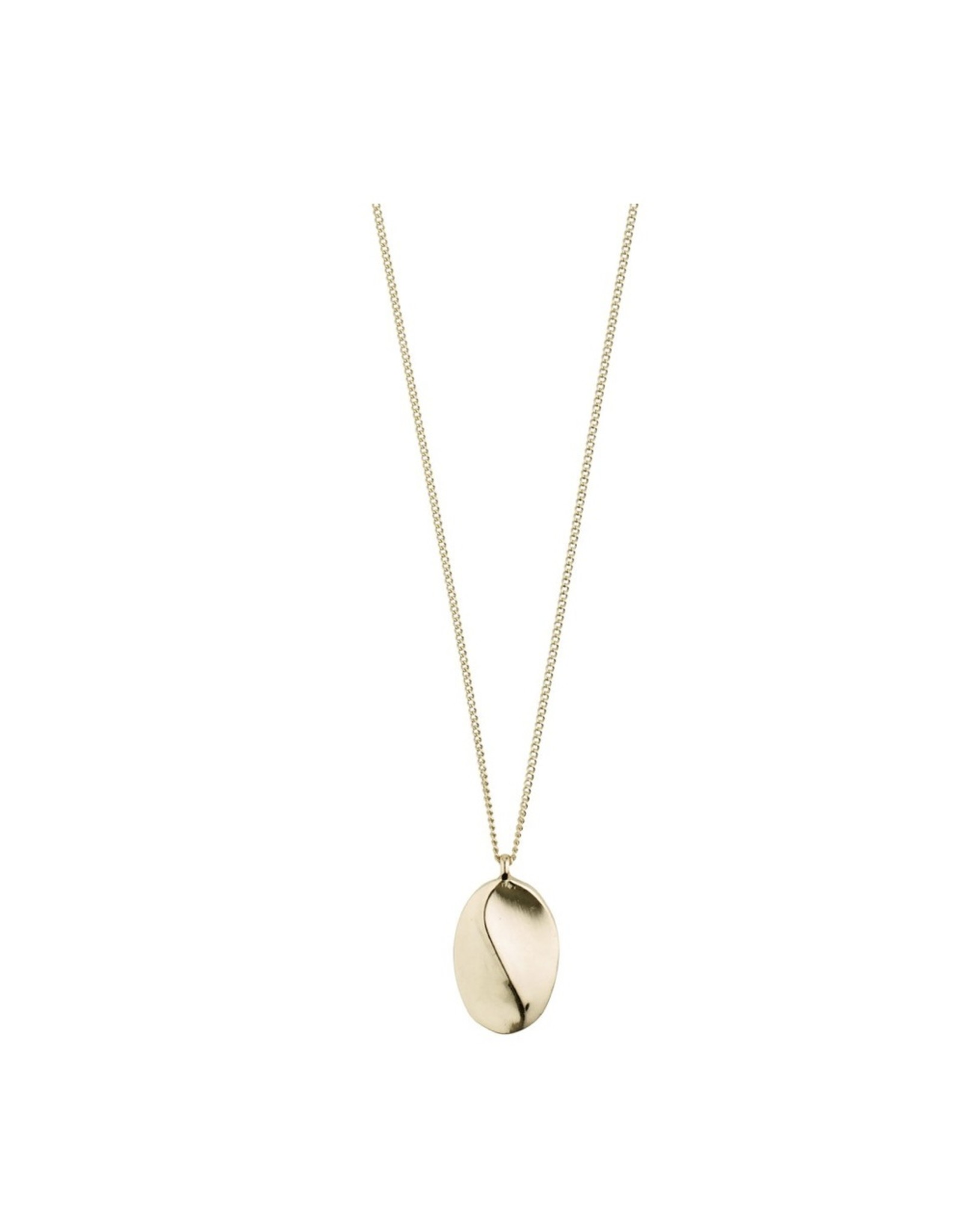 Pilgrim Pilgrim Necklace, Mabelle, Gold Plated