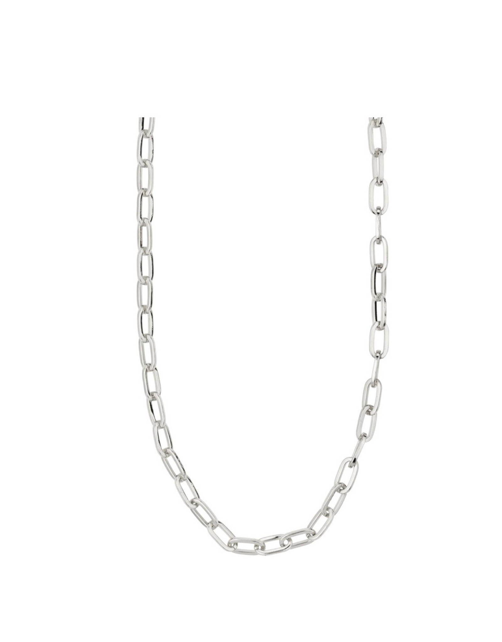 Pilgrim Pilgrim Necklace, BiBi, Silver Plated