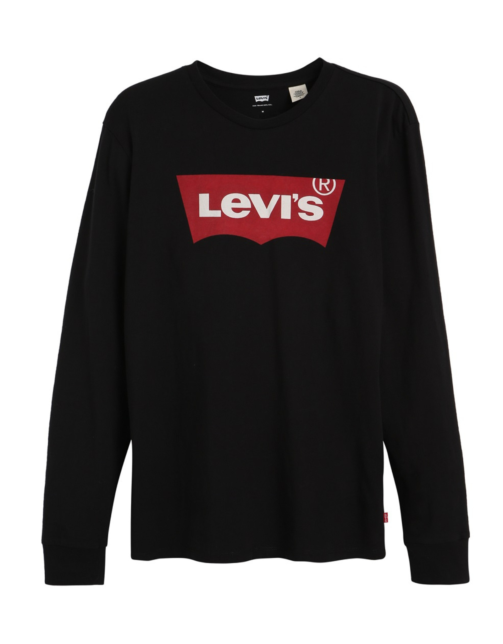 Levi's standard Fit Long Sleeves Graphic Tee