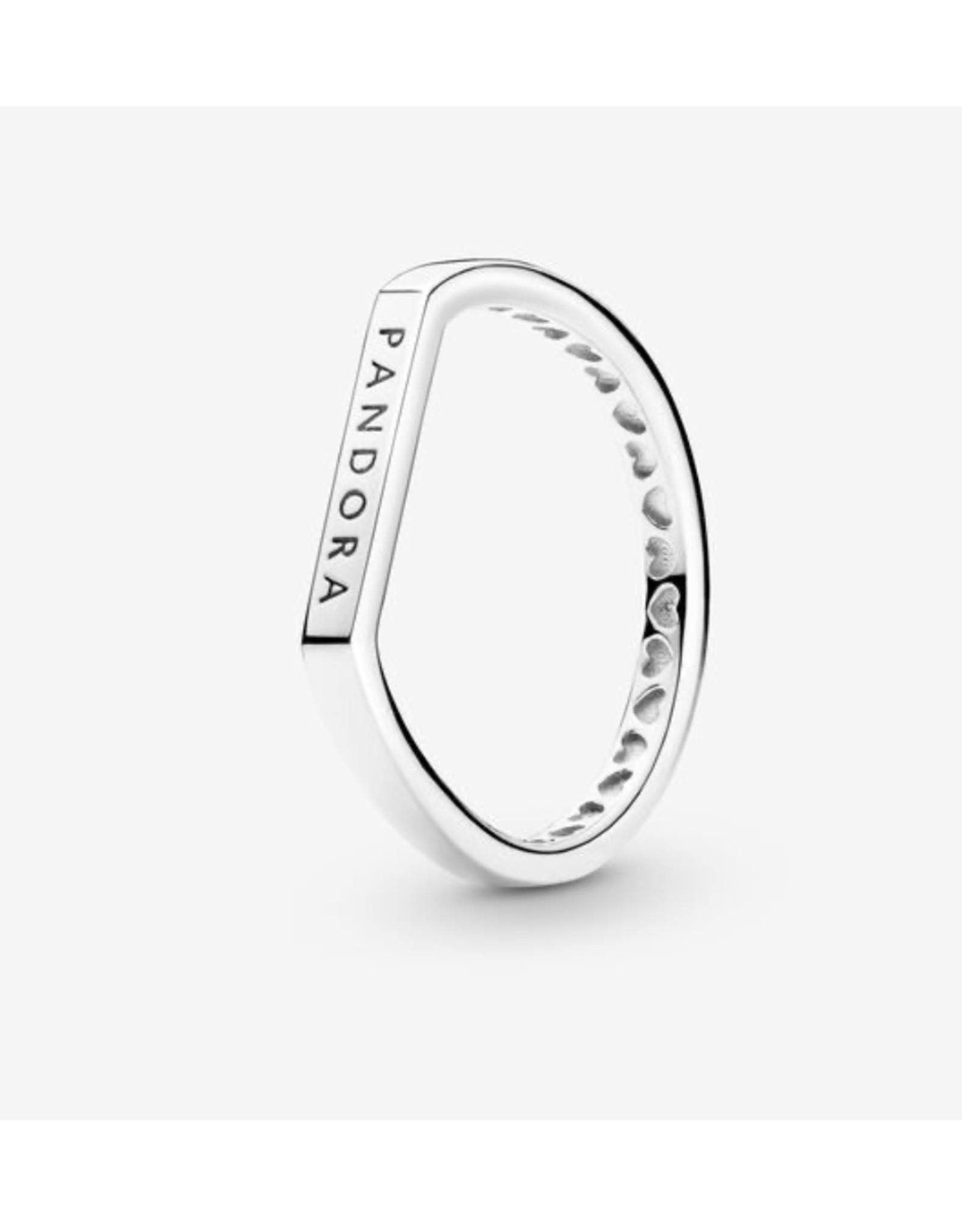 Pandora Pandora Ring, 199048C00, Logo Bar